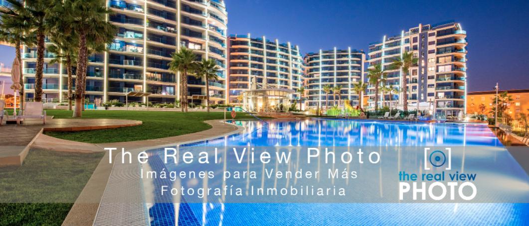 The Real View Photo Presentación